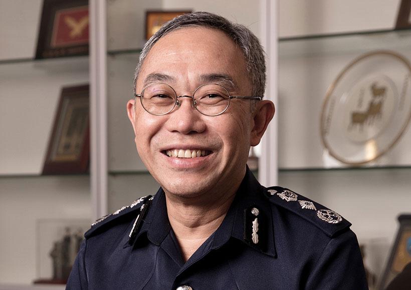 Desmond Chin Singapore prisons