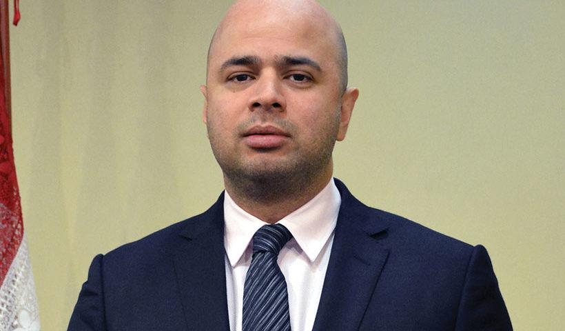 Ever Martinez Ministro Justicia Paraguay