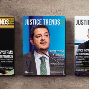 JUSTICE TRENDS magazine