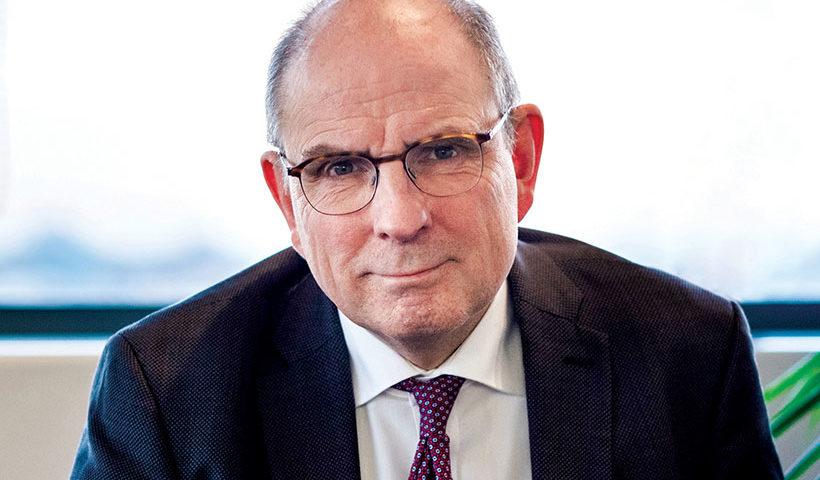 Minister Koen Geens Belgium