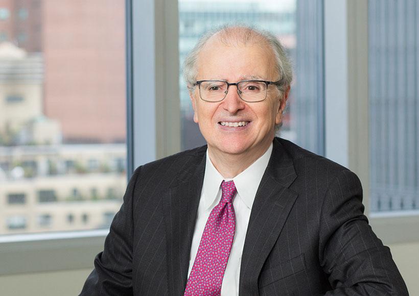 Judge Jonathan Lippman