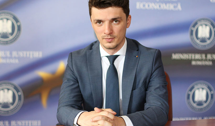 Mihai Dima Probation Romania