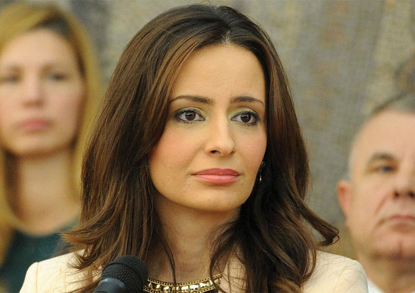 Nela Kuburovic MoJ Justice Serbia