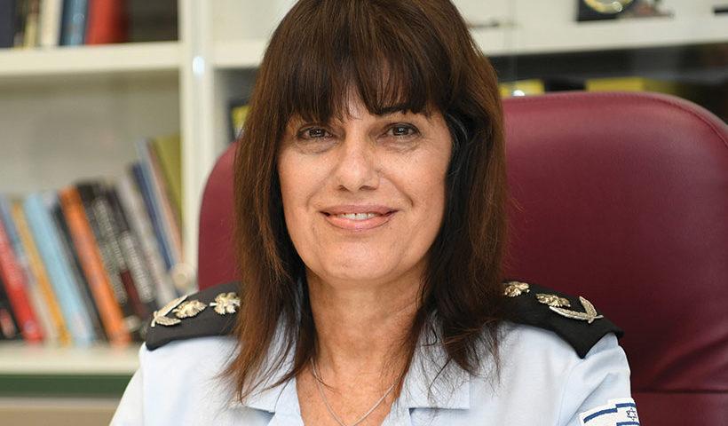 Ofra Klinger Prisons Israel