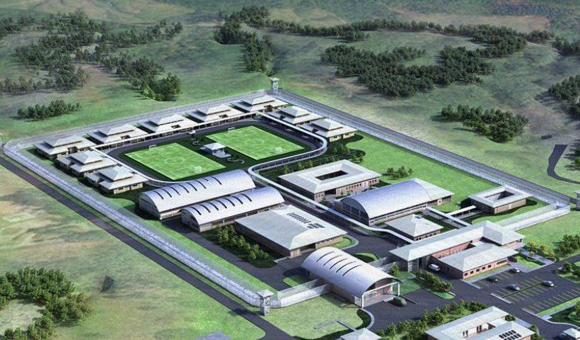 Prison design trends
