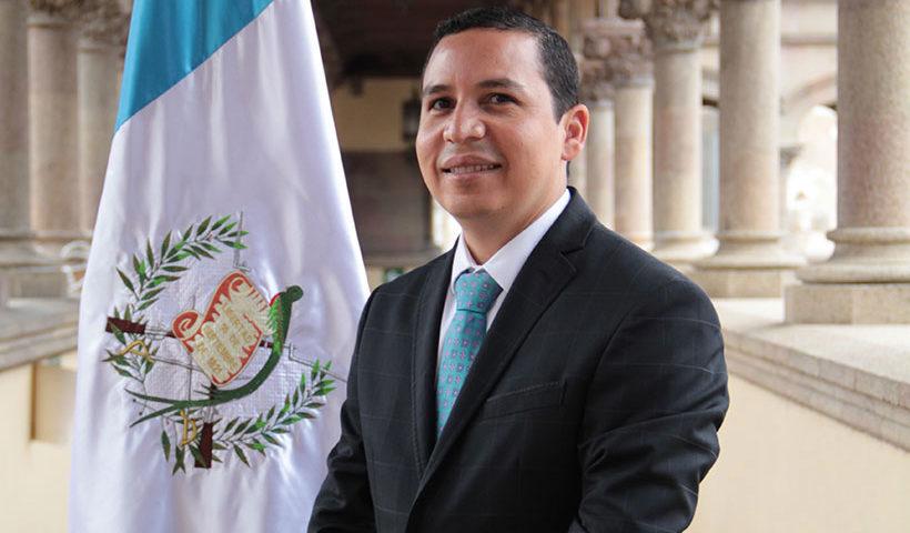 Ricardo Guzmán Guatemala Government