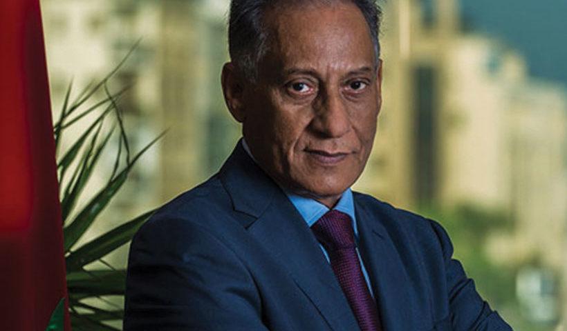 Delegate Prisons Morocco Mr Tamek