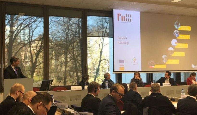 radicalisation conference European Commission FEB 2018