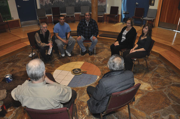 indigenous circle Parole Board Canada