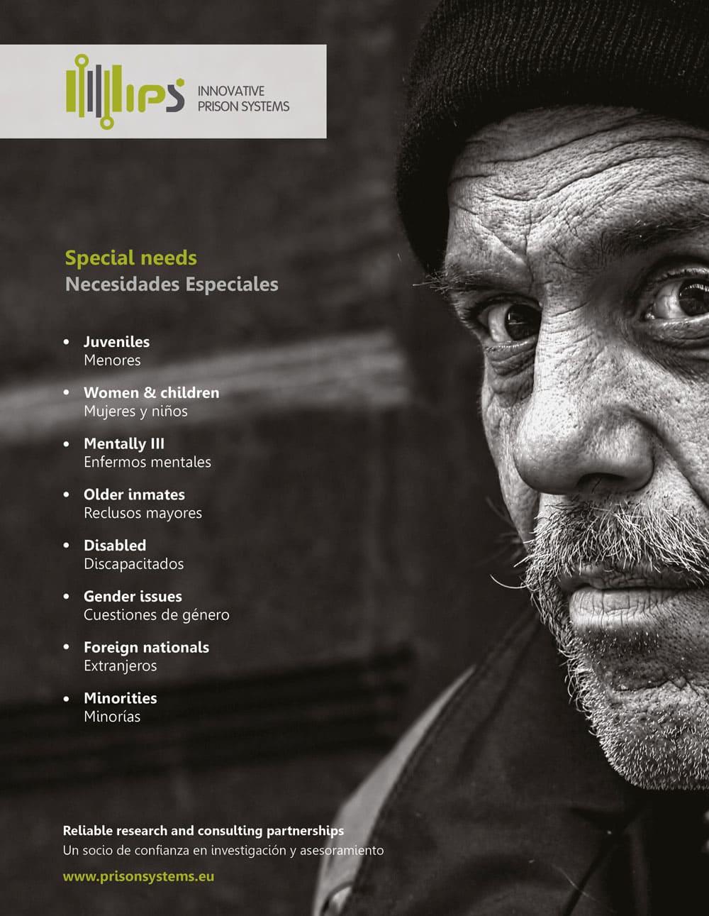 IPS Special needs