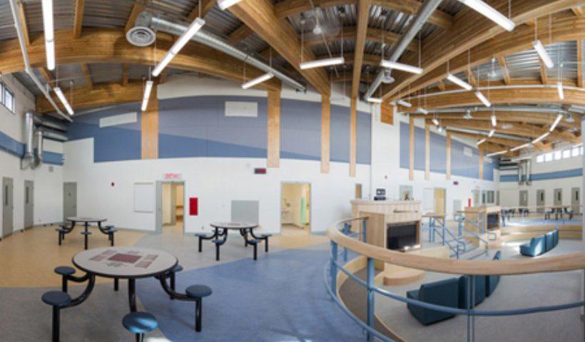 healing prison facilities