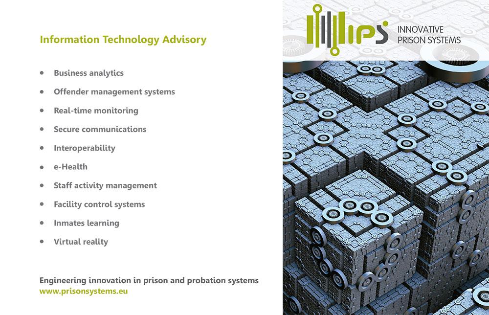 Information tech advisory IPS Innovative Prison Systems