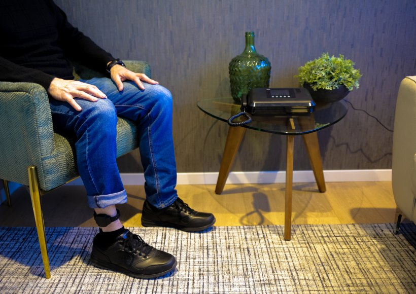 HOME CURFEW Attenti Electronic Monitoring