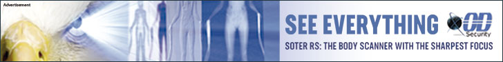 ODSecurity body scanner