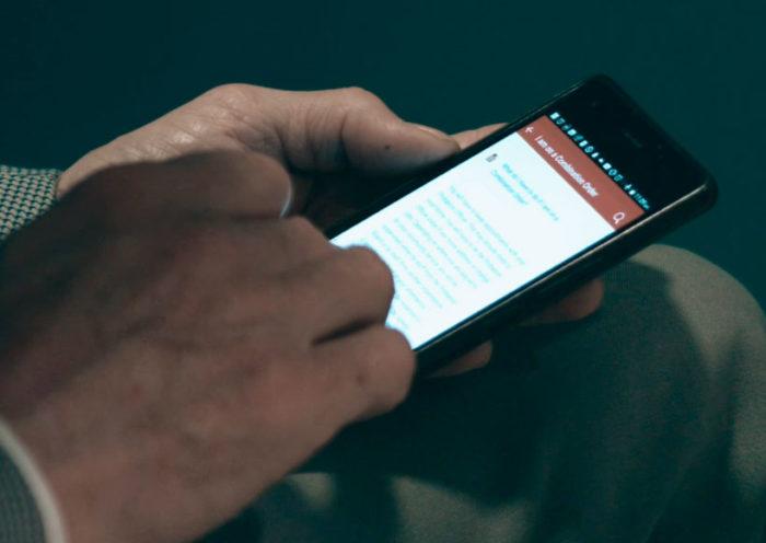 Probation app Changing lives