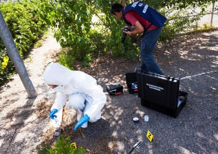 Penitentiary forensics italy