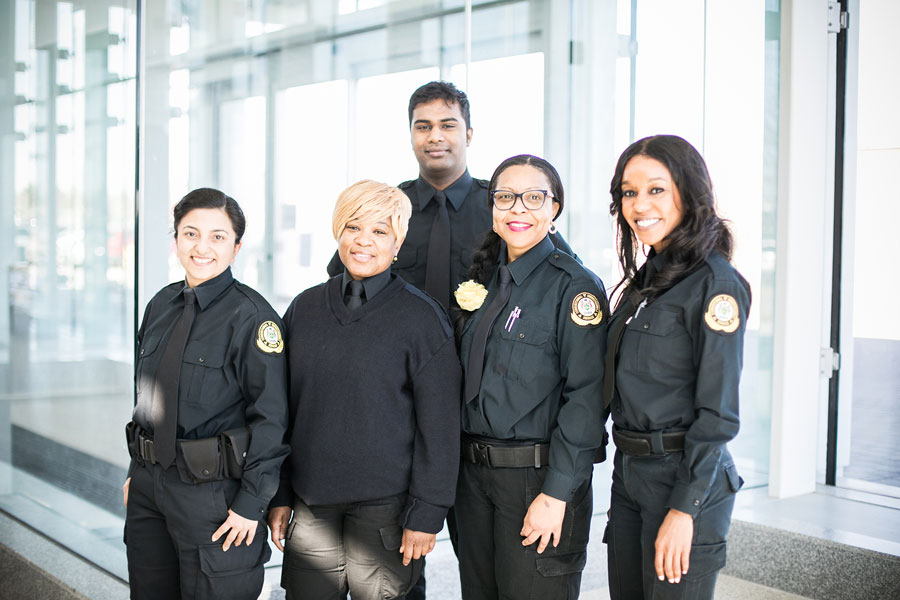 Correctional officers of the Province of Ontario, Canada