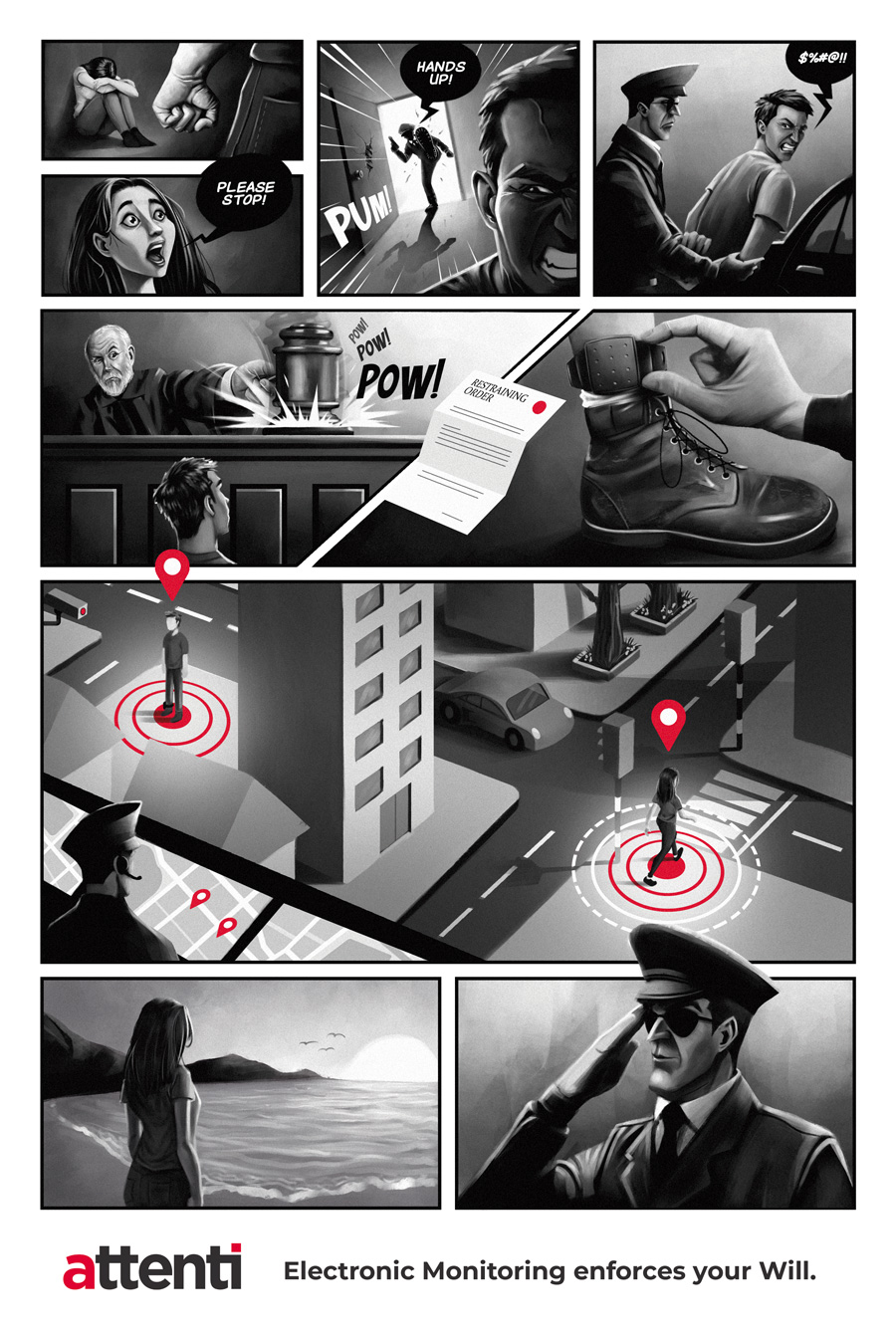 attenti - electronic monitoring